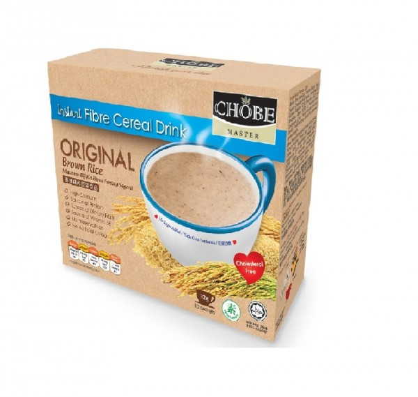 Chobe Fibre Cereal Drink (Original Brown Rice) 32G X 10S