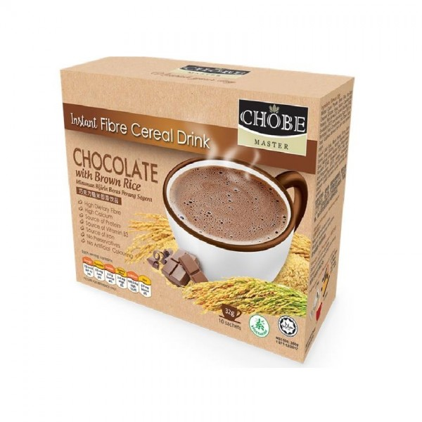 Chobe Fibre Cereal Drink (Chocolate W Brown Rice) 32G X 10S
