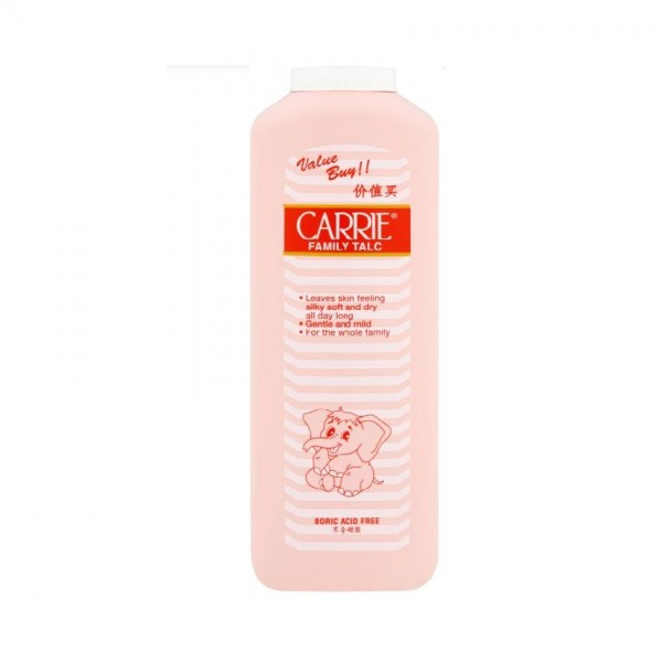 Carrie Family Talc 300G
