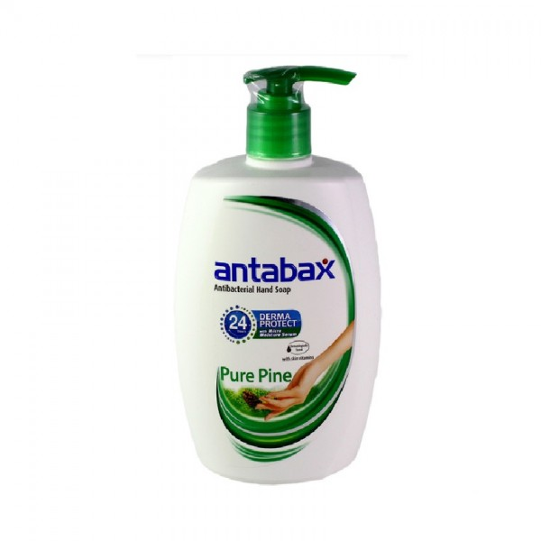 Antabax Antibacterial Hand Soap 450Ml Pure Pine