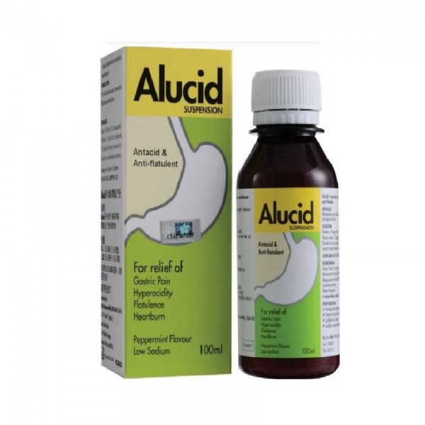 Alucid Suspension 100Ml
