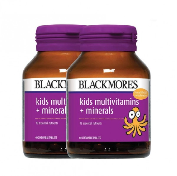 Blackmores Multivitamins & Minerals For Kids 60S X 2