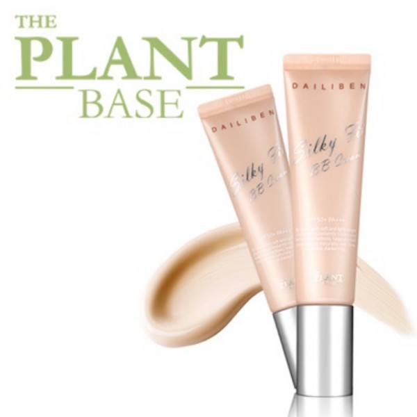 The Plant Base Dailiben Silky Fit BB Cream