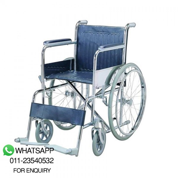 Dura-safe Standard Wheelchair Model (19kg) WC1873