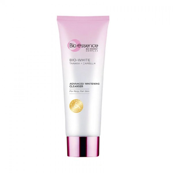 Bio-Essence Tanaka Bio-White Advanced Whitening Cleanser (100g)