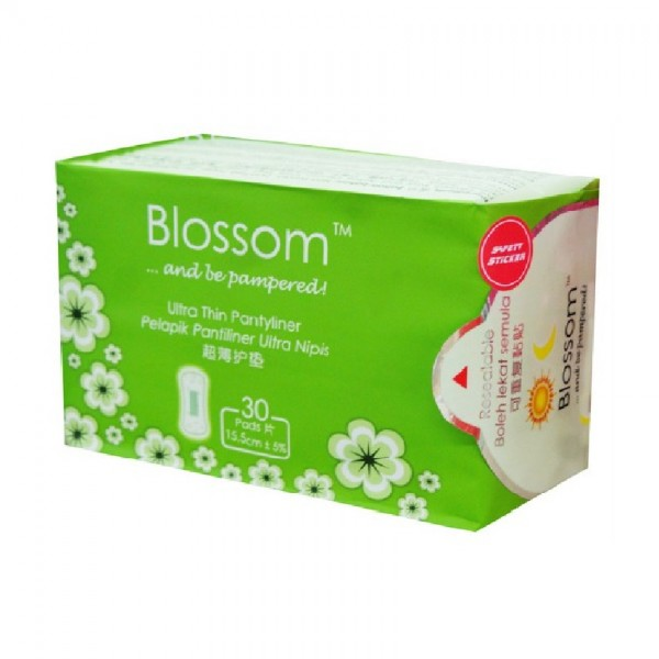 Blossom Pantyliners Ultra Thin 30S (Bl03)