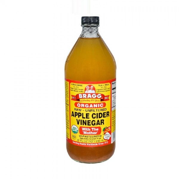 LOHAS ORGANIC APPLE CIDER VINEGAR 946ML/32OZ