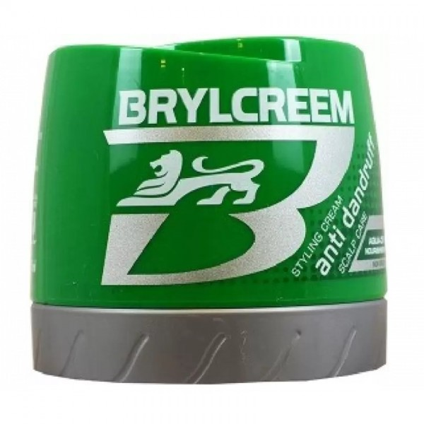 Brylcreem Styling Cream Anti Dandruff Scalp Care (250ml)
