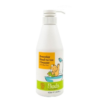 Buds Everyday Heads To Toe Cleanser (425ml)