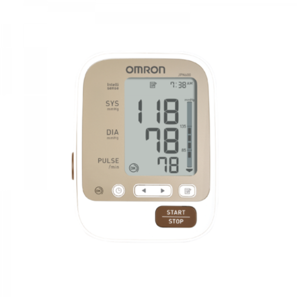 Omron Blood Pressure Monitor Jpn600 (Made In Japan)