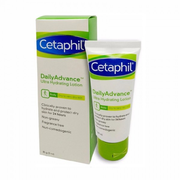 Cetaphil Daily Advance Ultra Hydrating Lotion (85g)