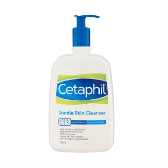 Cetaphil Gentle Skin Cleanser (1000ml)