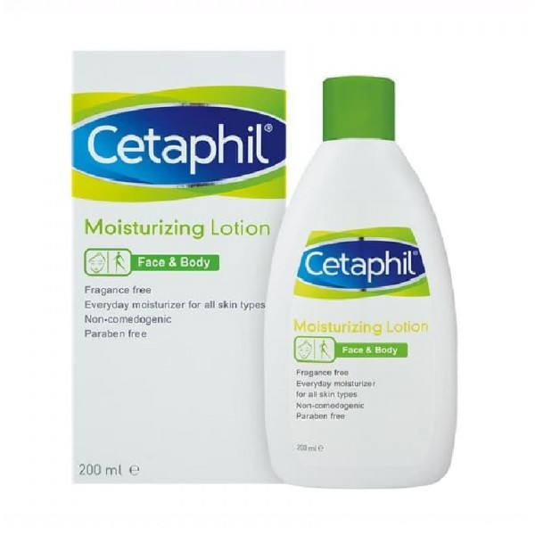 Cetaphil Moisturizing Lotion (200ml)