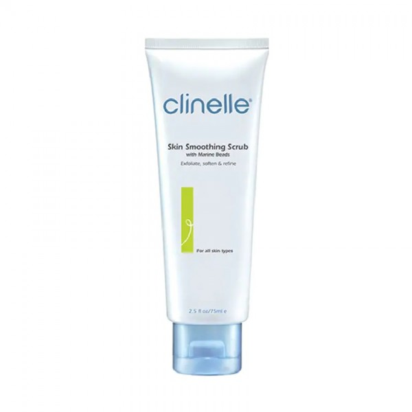 Clinelle Skin Smoothing Scrub with Marine Beads (75ml)