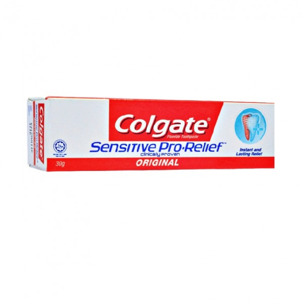 Colgate Toothpaste Sensitive Pro-Relief Original (30g)