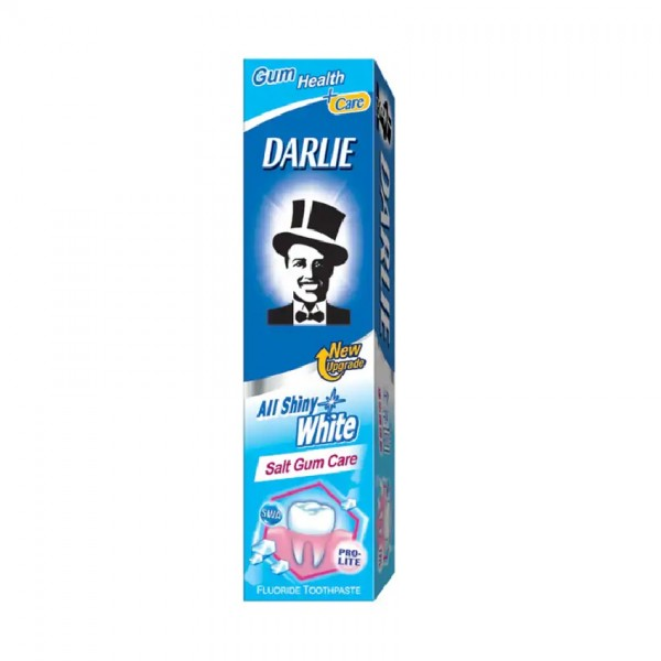 Darlie All Shiny White Toothpaste Salt Gum Care (140g)