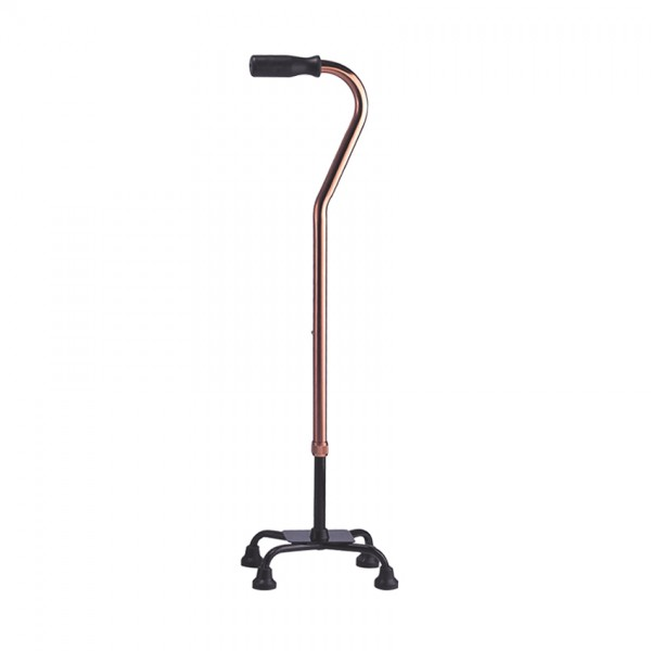 Dura-Safe Narrow Base Quad Cane WA5934