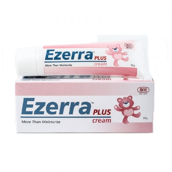 EZERRA PLUS CREAM 50G