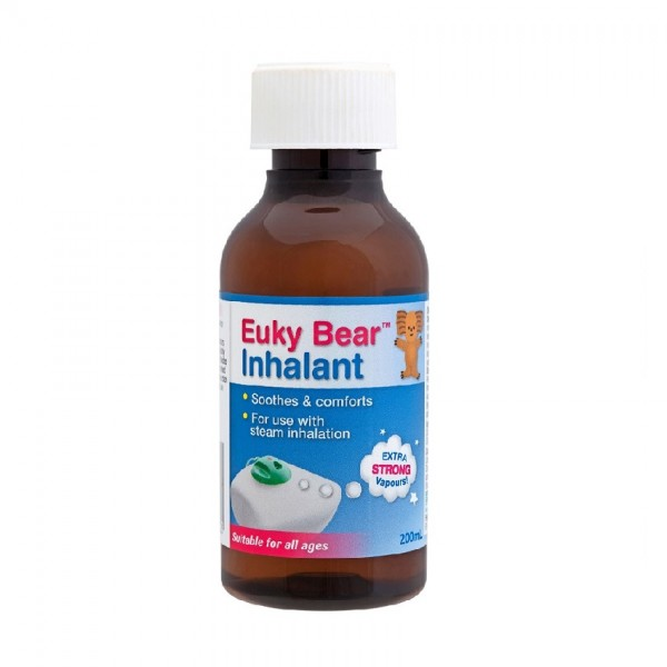 EUKY BEAR INHALANT 200ML