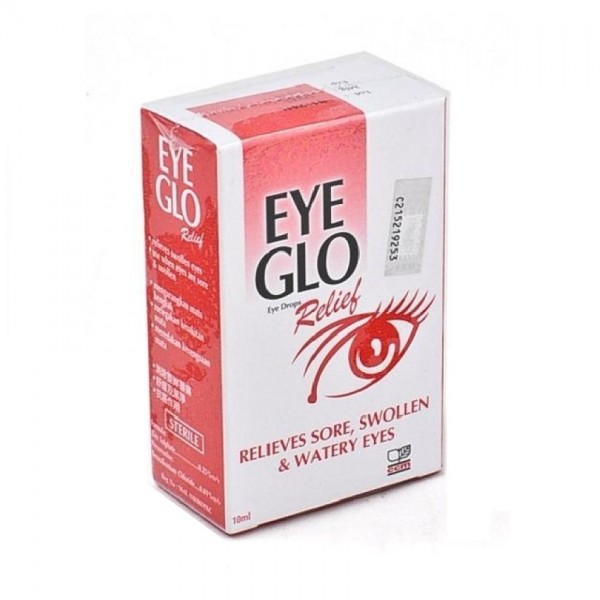 Eye Glo Relief Eye Drops (10ml)