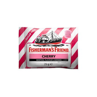 Fisherman Friend Cherry 25g