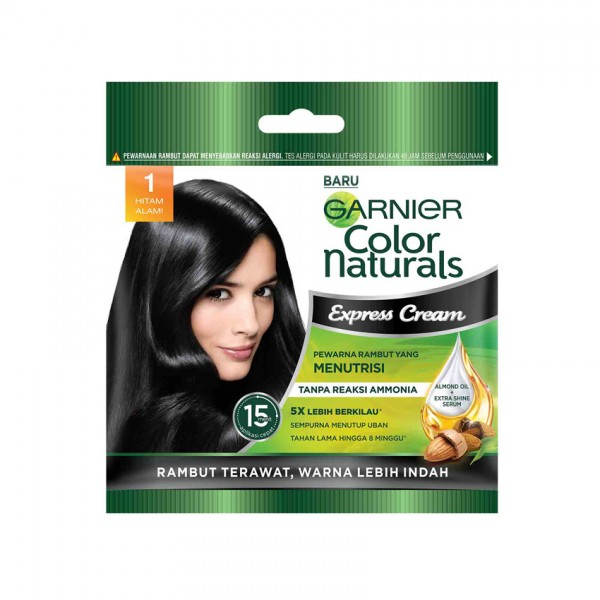 Garnier Color Natural Express Cream 1 Natural Black
