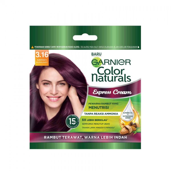 Garnier Color Natural Express Cream 3.16 Burgundy
