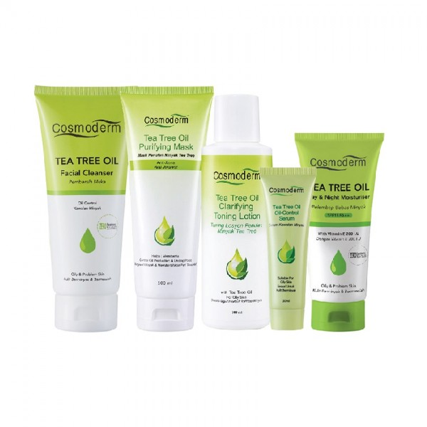 Cosmoderm Oil Control Set