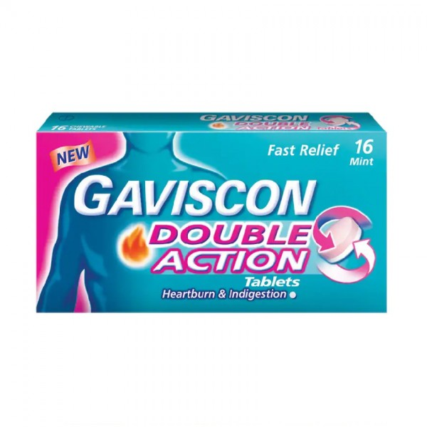 Gaviscon Double Action 16S