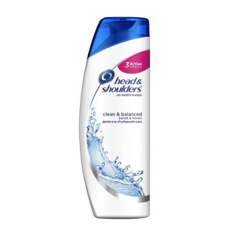H&S Shampoo Anti-Dandruff (Clean & Balance) 330ML