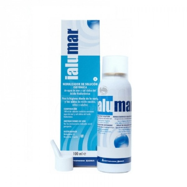 MADAUS IALUMAR BABY ISOTONIC SPRAY SOLUTION 100ML