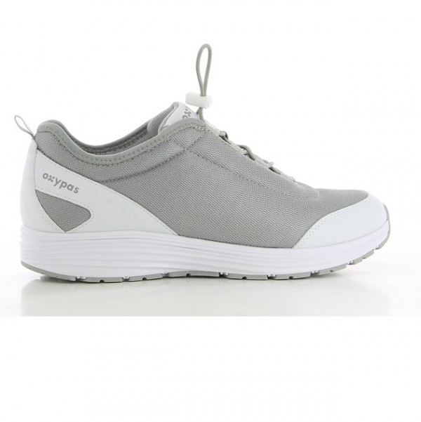 Oxypas Men Casual Sport Athletic James (Light Grey)