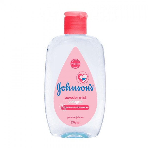 Johnson's Powder Mist Baby Cologne 125ML