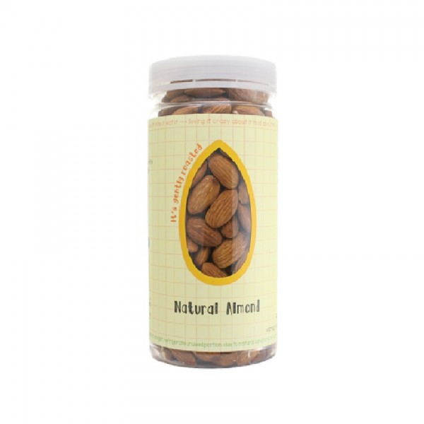 Love Earth Natural Raw Almond 350g