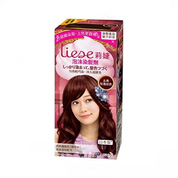 LIESE HAIRCOLOR ANTIQUE ROSE