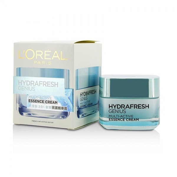 L'Oreal Hydra Fresh Genius Multi-Active Essence Cream