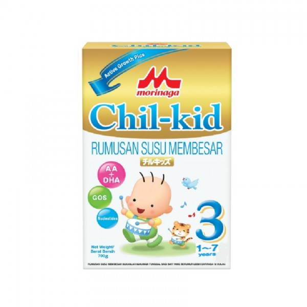 Morinaga Chil-Kid Milk Powder (1-7 Years) 700G