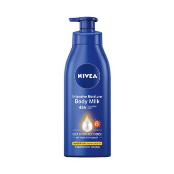 Nivea Intensive Moisture Body Milk SPF15 350ML