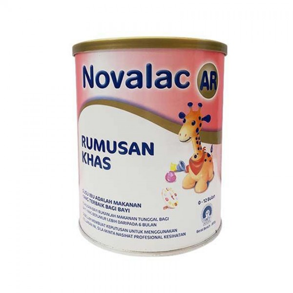 Novalac (Ar) Infant Formula 800G (0-12 Month)