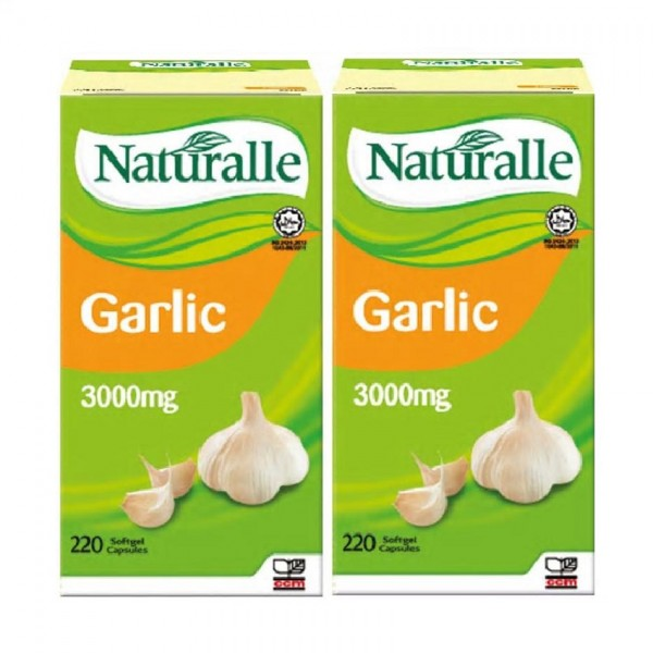 Naturalle Garlic 3000MG 220S + 220S