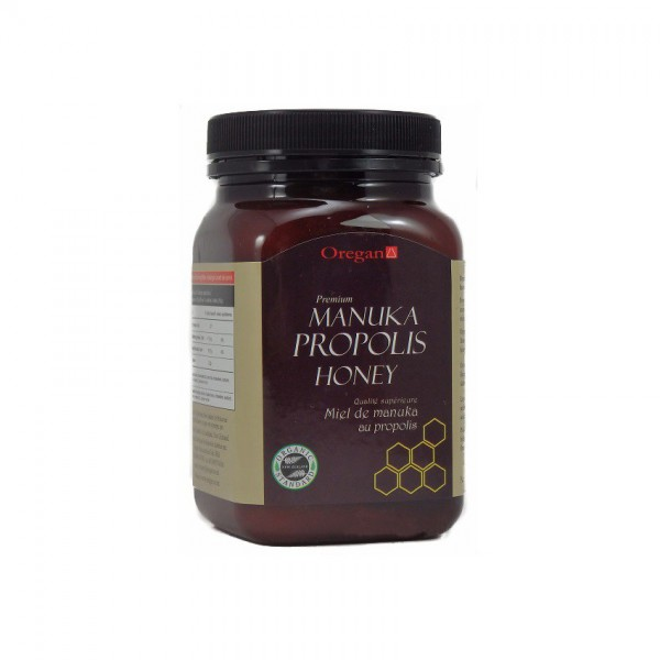 Oregan Manuka & Propolis Honey 500Gm [Mpr50]