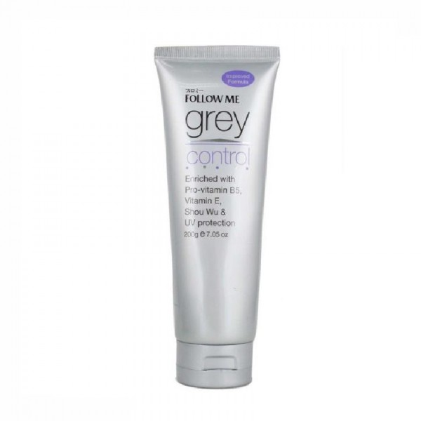 FOLLOW ME GREY CONTROL HAIR CREAM 200G