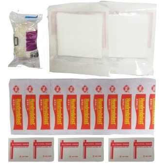 First aid Refill Set 1