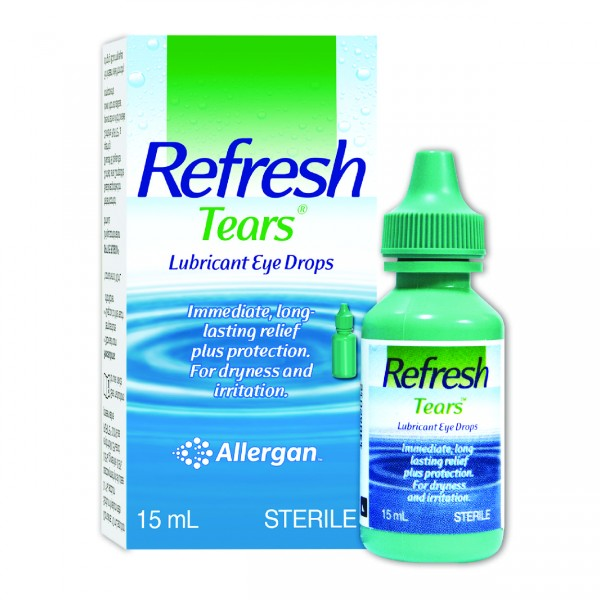 Allergan Refresh Tears Eye Drops 15ML