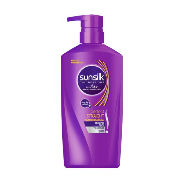 Sunsilk Shampoo Perfect Straight 650Ml
