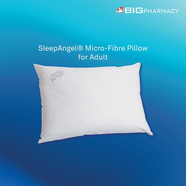 Sleep Angel Consumer Adult Pillow