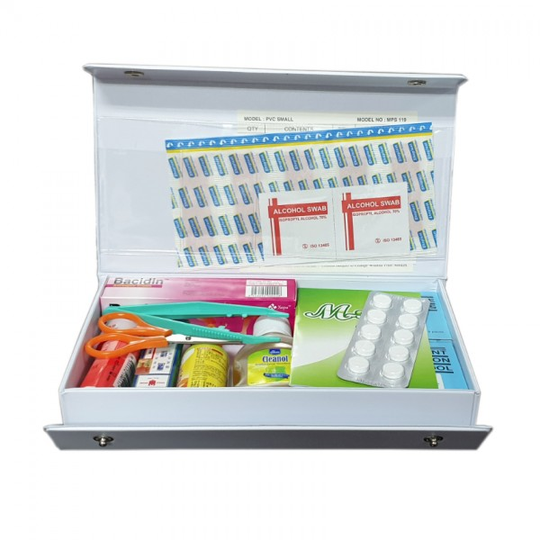 First Aid Box (Small Equipped)