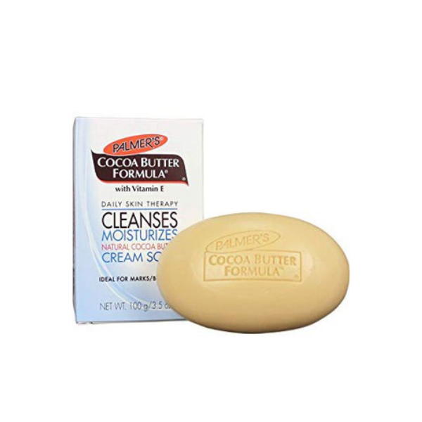 Palmers Cocoa Butter Soap Bar With Vitamin E 100G