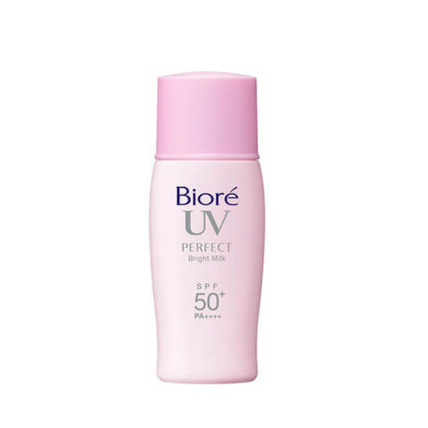 Biore Uv Perfect Bright Face Milk 30Ml