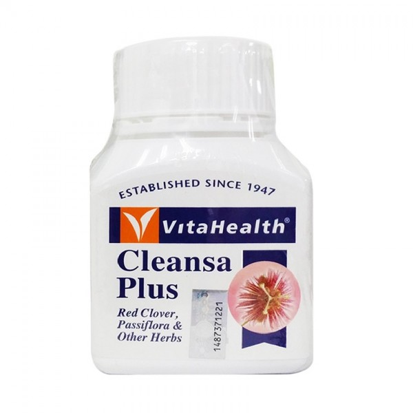 VitaHealth Cleansa Plus (30's)